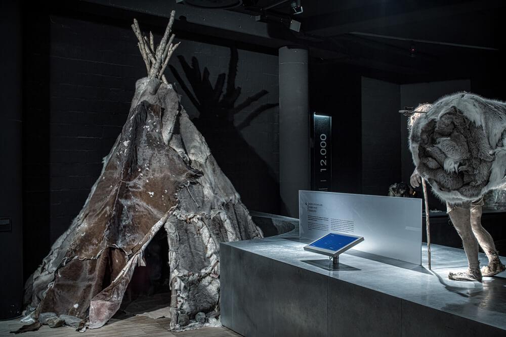Jagers-verzamelaars hebben vaste trekroutes