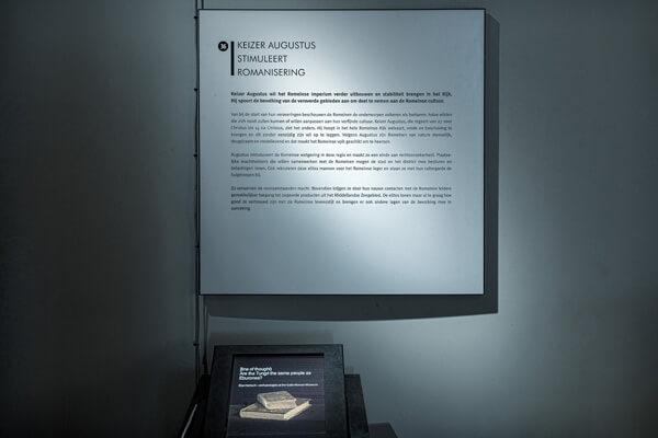 naar onderdeel Keizer Augustus stimuleert romanisering