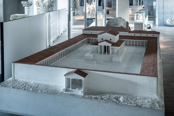 naar onderdeel Tempelcomplex is dé plek om goden te vereren