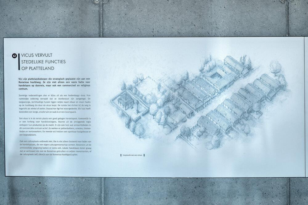 Vicus vervult stedelijke functies op platteland