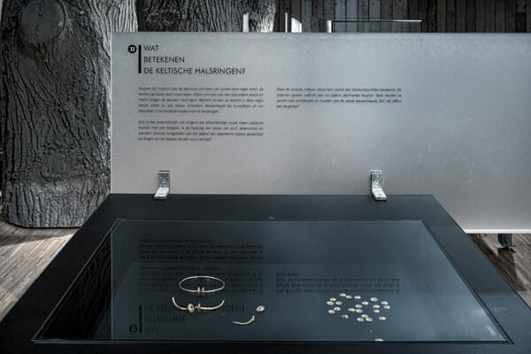 naar onderdeel Wat betekenen de Keltische halsringen?